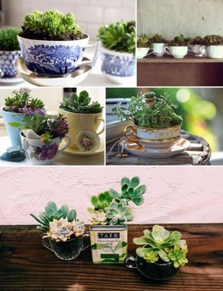 Посуда для цветов